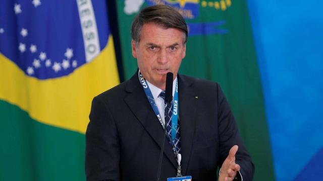 Presiden Brasil, Jair Bolsonaro