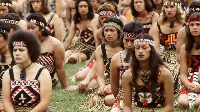 Arti Tato Sakral Suku Maori yang dimiliki Menlu Selandia Baru: Identitas Leluhur (487458)