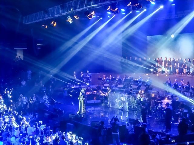 Nicky Astria Sumbang Sebagian Hasil Penjualan Tiket Konser Tunggalnya (216747)