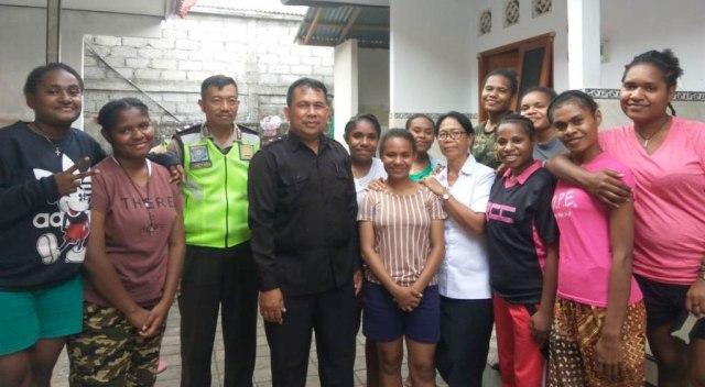 Pelajar Papua di Bali Diminta Tak Terprovokasi  (431854)