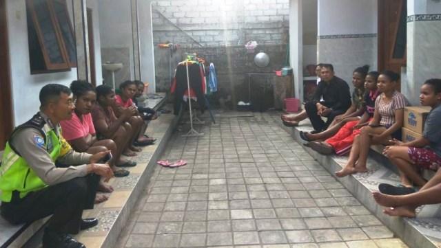 Pelajar Papua di Bali Diminta Tak Terprovokasi  (431855)