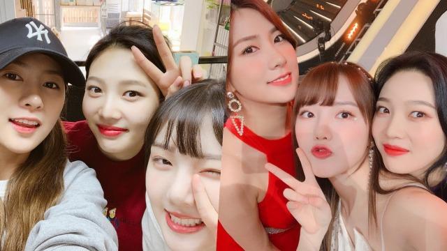 Persahabatan Hayoung, Joy dan Yerin.jpg