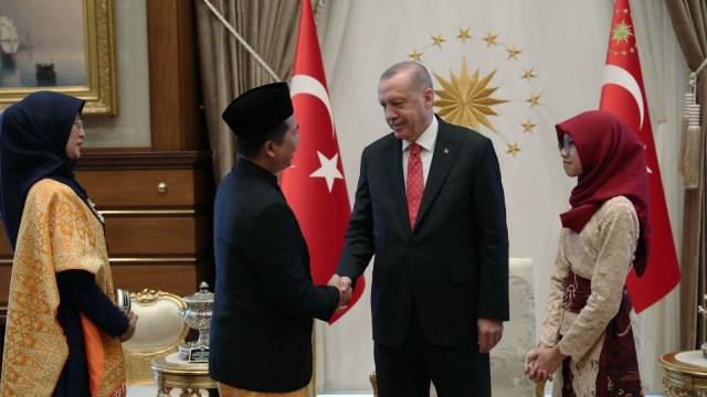 Erdogan Kunjungi Indonesia Awal Tahun 2020 (449920)