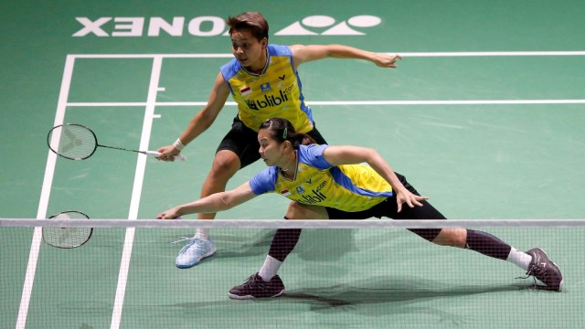 Catatan Denmark Open: Ganda Campuran Jangan Jadi One-hit Wonder (102708)