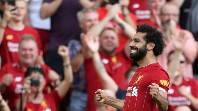 Salah Cetak Dua Gol, Liverpool Tundukkan Arsenal (338013)
