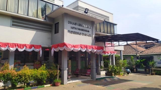 Puskesmas Cikokol Tangerang