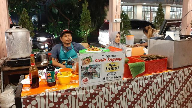 Cungkring Pak Jumat di KTD 2019
