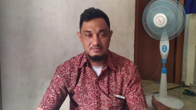 Supriyadi, Paman Husein, korban meninggal karena tenggelam di Sungai Cisadane, Tangerang