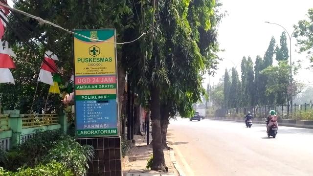 Puskesmas Cikokol Kota Tangerang