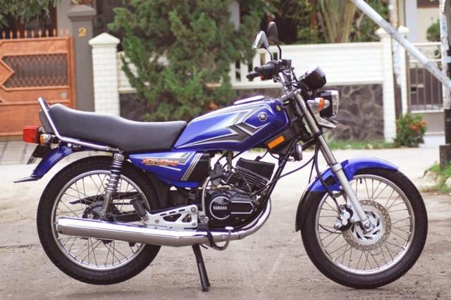 Penjualan Motor Baru Rontok Karena Pandemi, Yamaha RX-King Justru Sebaliknya  (36854)