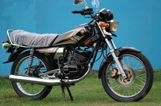 Penjualan Motor Baru Rontok Karena Pandemi, Yamaha RX-King Justru Sebaliknya  (36852)