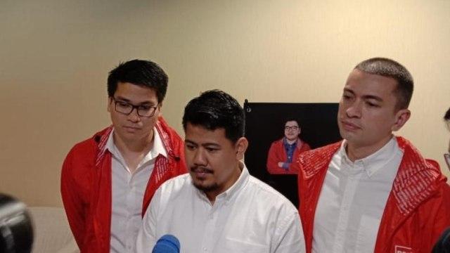 Anggota DPRD terpilih dari PSI, Idris Ahmad