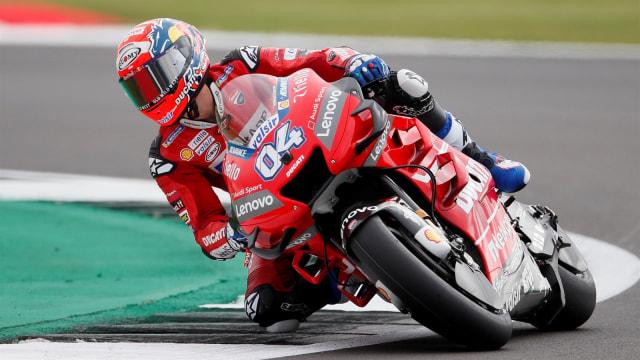 Klasemen MotoGP usai Seri Emilia Romagna: Andrea Dovizioso di Puncak (34708)