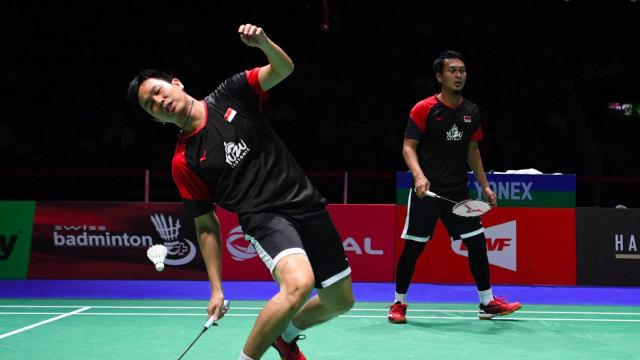 Dalam 29 Menit, Ahsan/Hendra Segel Tiket ke Semifinal China Terbuka (135526)