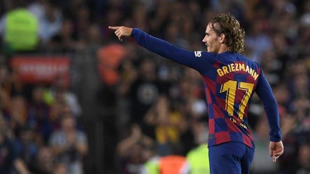 Aplaus Valverde untuk Griezmann (478748)
