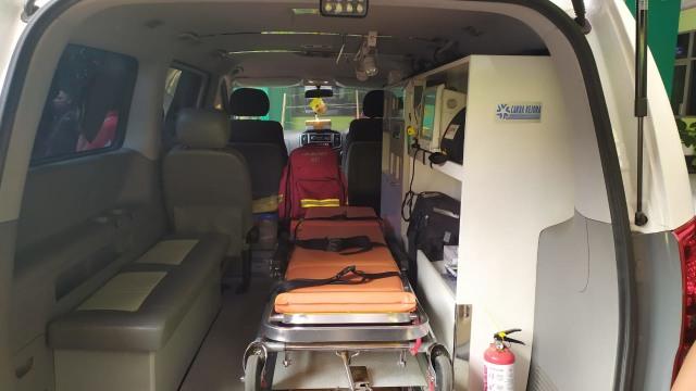 Kadinkes Tangerang Bongkar Isi Ambulans yang Tak Bisa Antar Jenazah (94861)