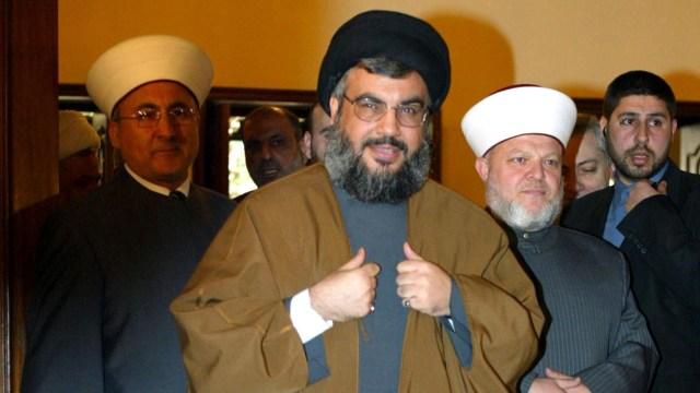 Hizbullah Janji Balas Serangan Israel (768659)