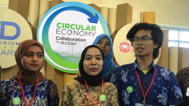 Cerita Mahasiswa RI Ubah Limbah Tekstil Soreang di SCG ASEAN Camp (16033)