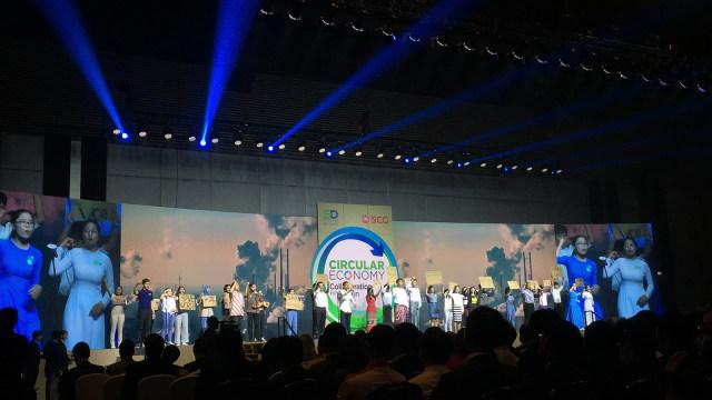 Cerita Mahasiswa RI Ubah Limbah Tekstil Soreang di SCG ASEAN Camp (16031)
