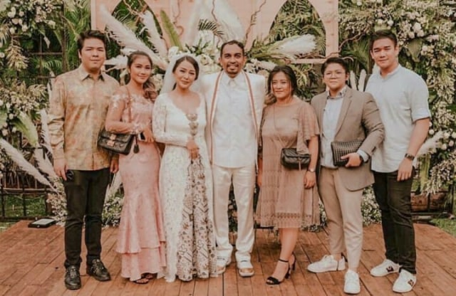 Ini 5 Momen Pernikahan Glenn Fredly dan Mutia Ayu (125155)