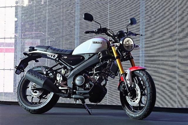 Hasil gambar untuk Yamaha XSR155