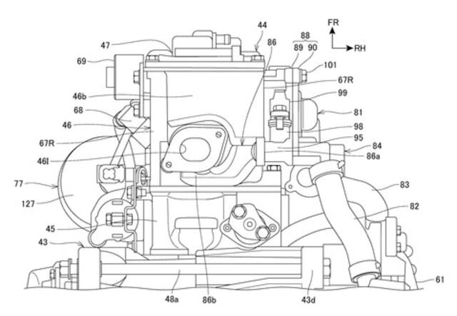 Mesin Motor Honda Terbaru Usung Teknologi VTEC? (47048)