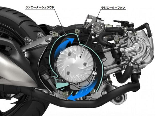 Mesin Motor Honda Terbaru Usung Teknologi VTEC? (47046)