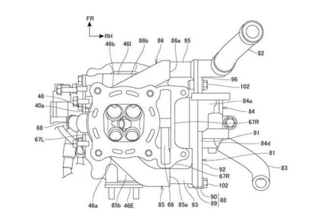 Mesin Motor Honda Terbaru Usung Teknologi VTEC? (47047)