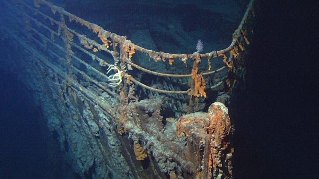 Bakteri Pemakan Karat Mulai Hancurkan Bangkai Kapal Titanic (228373)