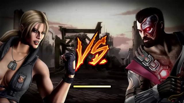 Mortal Kombat Temukan Aktor Untuk Sonya Blade dan Kano  (308127)
