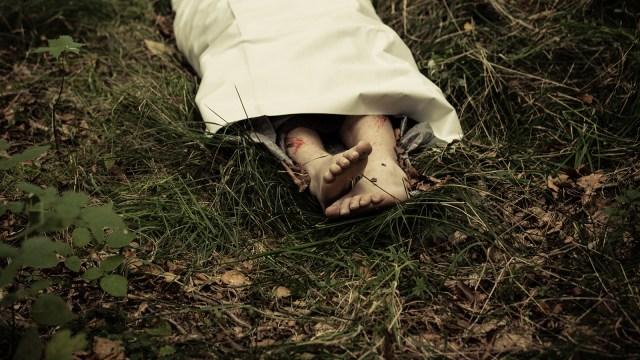 Mayat Perempuan Tergeletak di Bahu Tol Merak KM 60, Diduga Korban Tabrak Lari (100464)