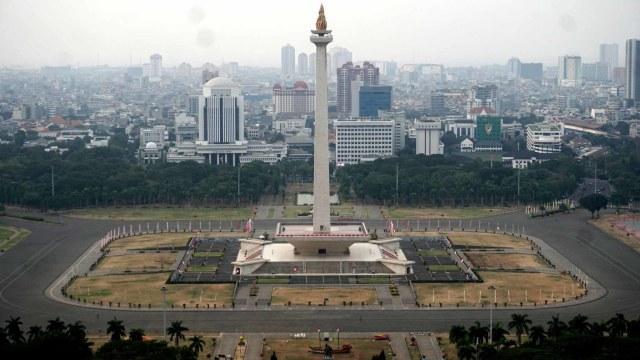 Foto Ibu Kota Pindah Jakarta Tetap Jadi Pusat Ekonomi Kumparan Com