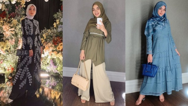 Baru Berhijab, Begini Tampilan Fashion Citra Kirana (76126)