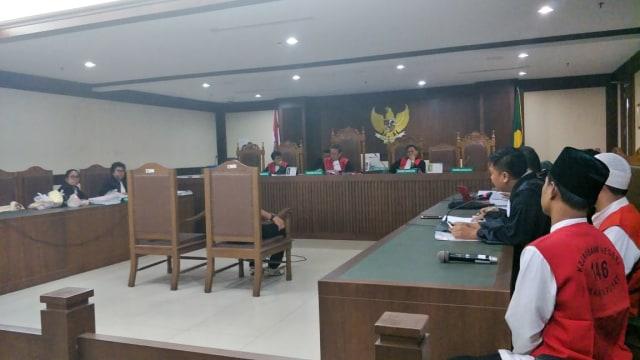 Terdakwa Kerusuhan 21-22 Mei Dituntut 4 Bulan Sampai 8 Bulan Penjara (14043)