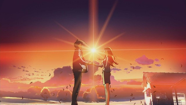 5 Film Makoto Shinkai yang Bikin Galau Selain 'Weathering With You' (348403)