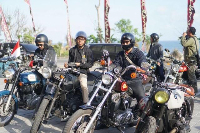 RoRi Siap Geber Touring 6.000 Km Jelajahi Pulau Sumatera  (218525)