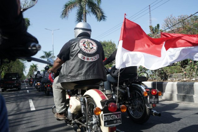 RoRi Siap Geber Touring 6.000 Km Jelajahi Pulau Sumatera  (218523)