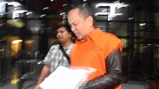 Jaksa Surakarta, Satriawan Sulaksono, tersangka KPK
