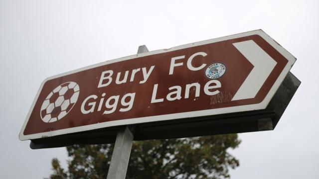 In Memoriam: Bury FC (270349)