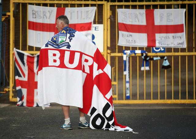 In Memoriam: Bury FC (270352)