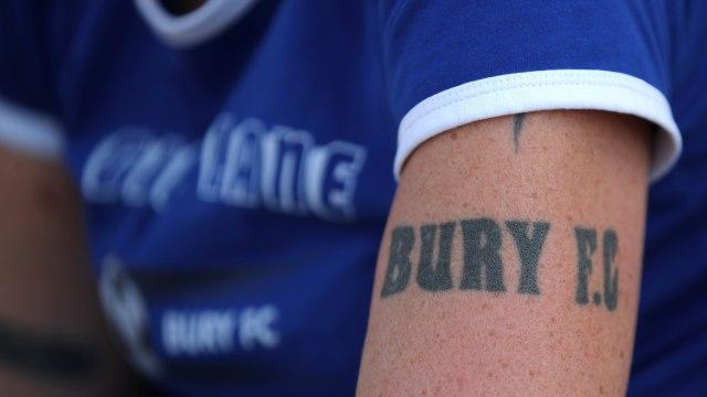 In Memoriam: Bury FC (270351)