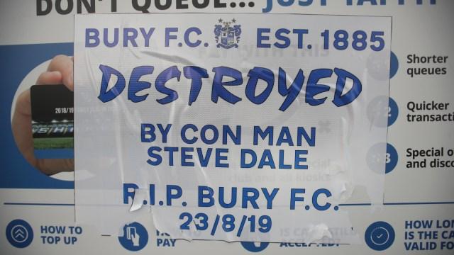 In Memoriam: Bury FC (270353)