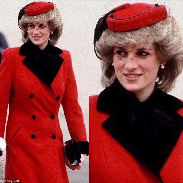 Alasan Rambut Putri Diana Tidak Pernah Panjang (80430)