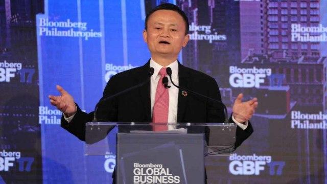 Jack Ma Akhirnya Muncul Lagi Setelah Hilang Misterius 3 Bulan (140502)