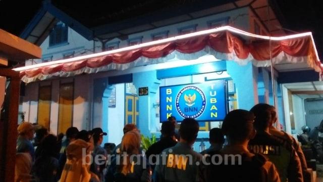 Kecanduan Obat Terlarang, 7 Pelajar Jalani Rehabilitasi di BNNK Tuban (144790)
