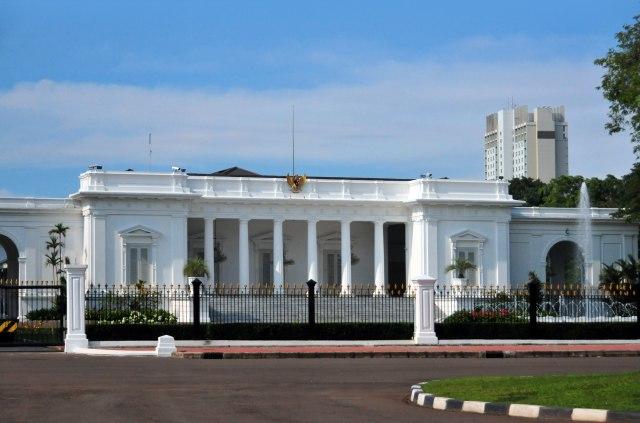 Istana Negara, Istana Kepresidenan