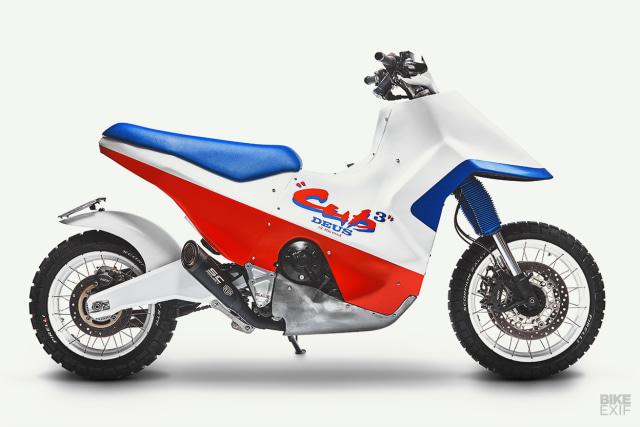 Tampilan Sangar Honda X-ADV Dirombak Jadi 'Menggemaskan' (148566)