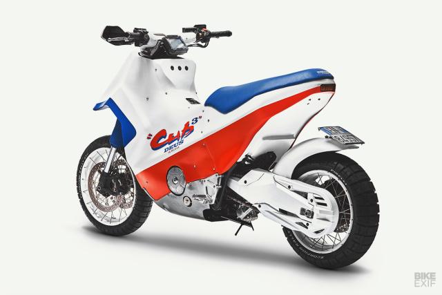 Tampilan Sangar Honda X-ADV Dirombak Jadi 'Menggemaskan' (148564)