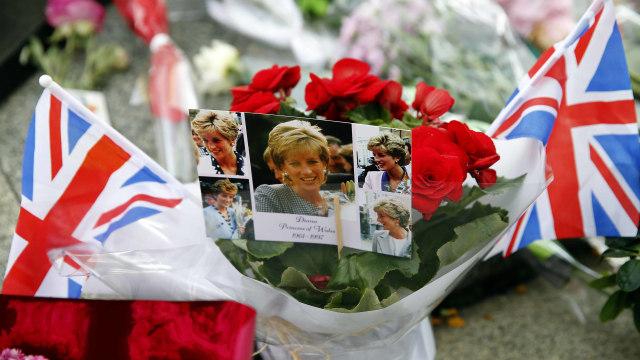 Ratu Elizabeth II Pernah Sengaja Langgar Aturan Demi Putri Diana, Ini Alasannya (663014)