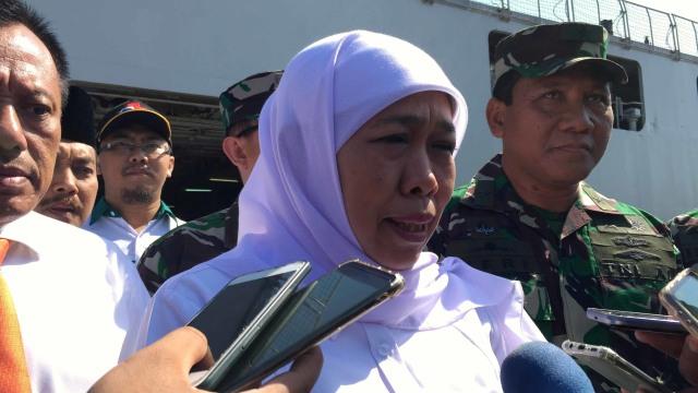 Tingkatkan Perekonomian Malang Raya, Khofifah Mau Bangun SkyTrain (110209)